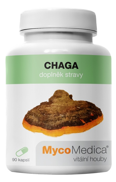 MycoMedica Chaga 90 kapslí