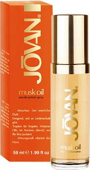 Jovan Musk Oil EdP dámská parfémová voda 59 ml