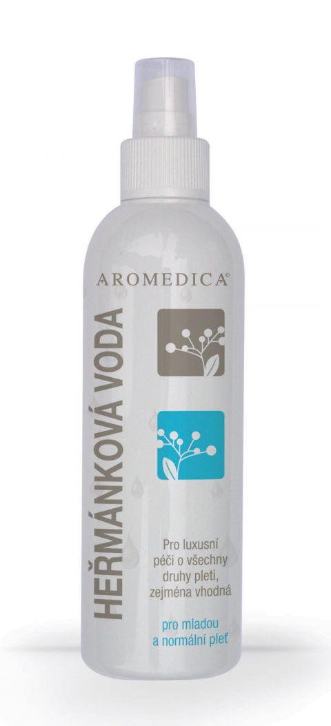 Aromedica Heřmánková voda pleťová voda pro mladou a normální pleť 200 ml