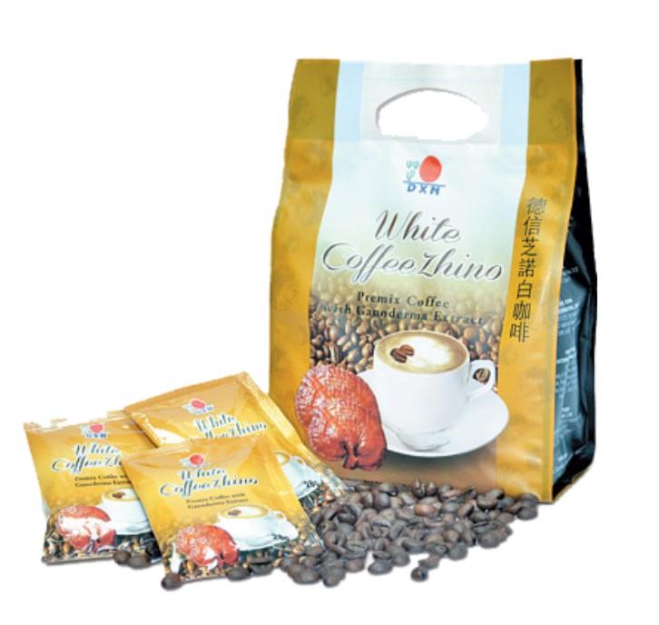 DXN Zhino Bílá káva 12 sáčků x 28g