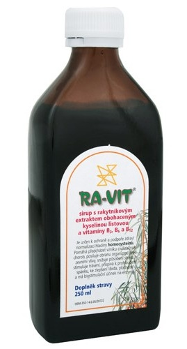 Biomedica Ra-Vit sirup 250 ml