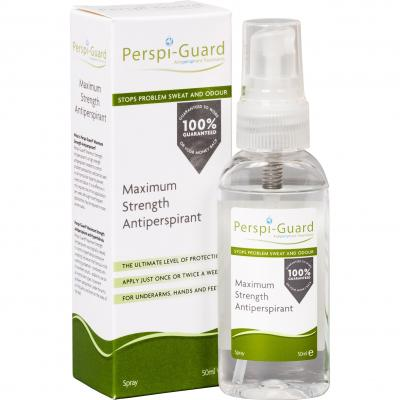 Perspi-Guard Antiperspirant ve spreji 50 ml