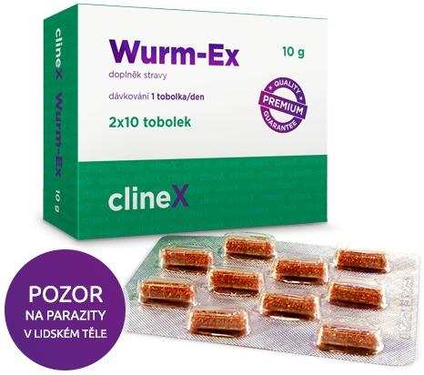 ClineX Wurm-Ex 20 tob.