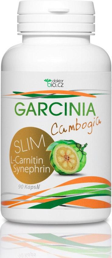 DoktorBio Garcinia Cambogia Trio 90 kapslí