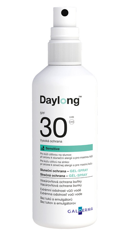 Spirig AG, Egerkingen Daylong Sensitive SPF 30 Gel-Spray 150 ml