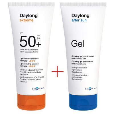 Spirig AG, Egerkingen Daylong extreme SPF 50+ 200 ml + After sun Gel 200 ml ZDARMA