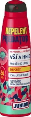 Repelent Predator Junior - preventivní sprej na vši 150 ml