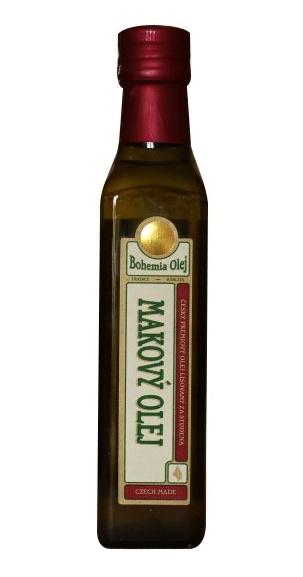 Bohemia olej Makový olej 250 ml