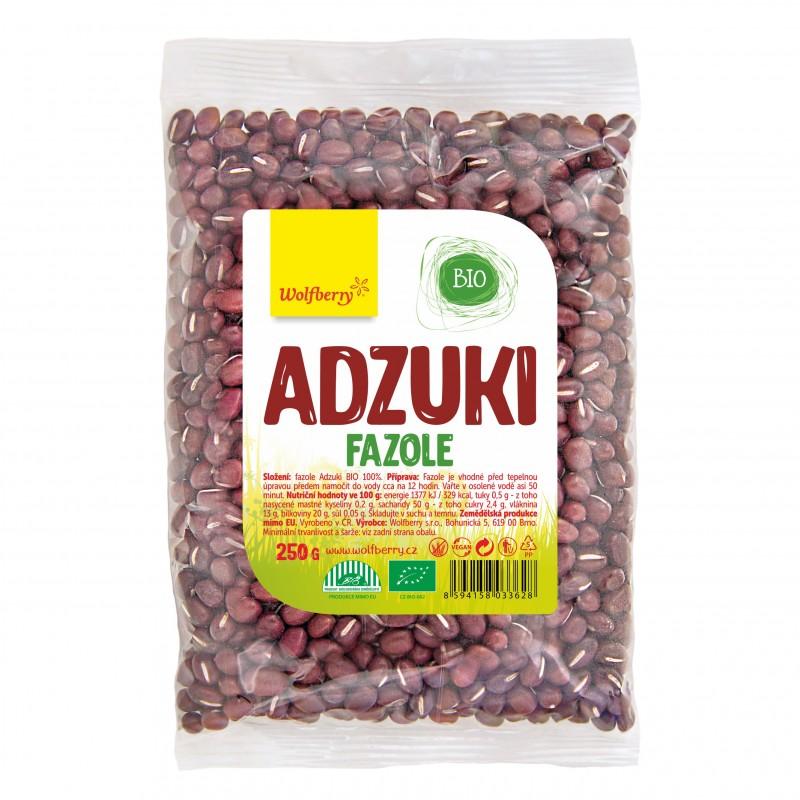 Wolfberry Bio Fazole Adzuki 250 g