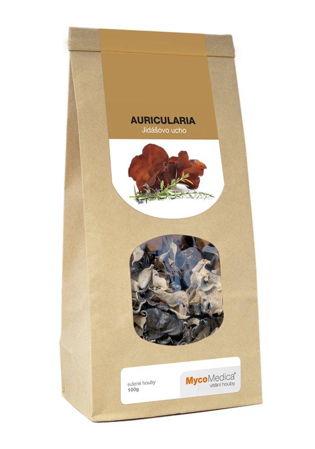 MycoMedica Auricularia sušená 100 g