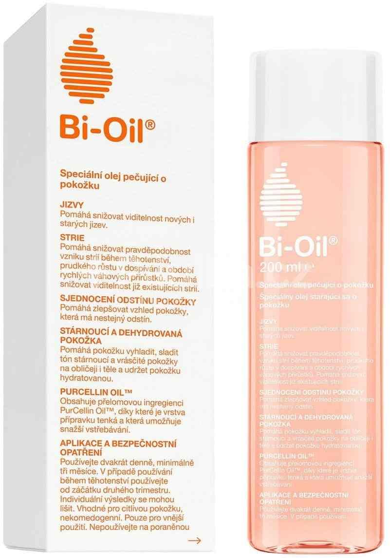 Union Swiss Bi-Oil Všestranný přírodní olej 125 ml