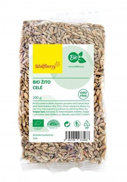 Wolfberry Bio Žito celé 200 g
