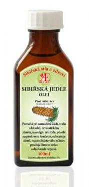 RELIKT - ART ENGEL s.r.o. Pini Sibirica olej ze sibiřské jedle bělokoré 50 ml