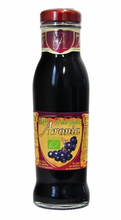 Allexx Aronie Juice - 100% Bio šťáva 270 ml