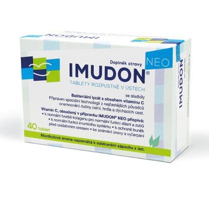 Bioveta Imudon NEO 40 rozpustných tablet