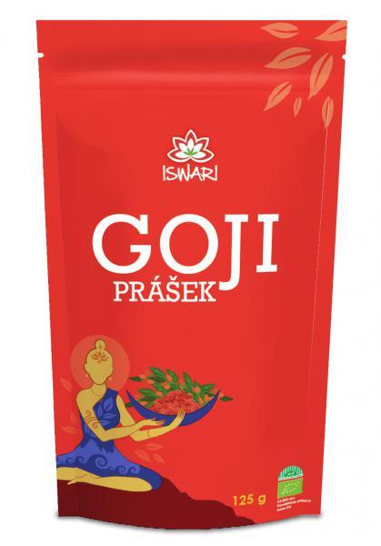Iswari Bio Goji prášek 125 g