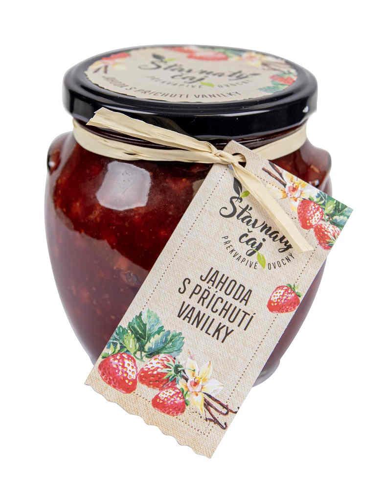 Madami Pečený ovocný čaj Černý bez & Mandarinka 55 ml