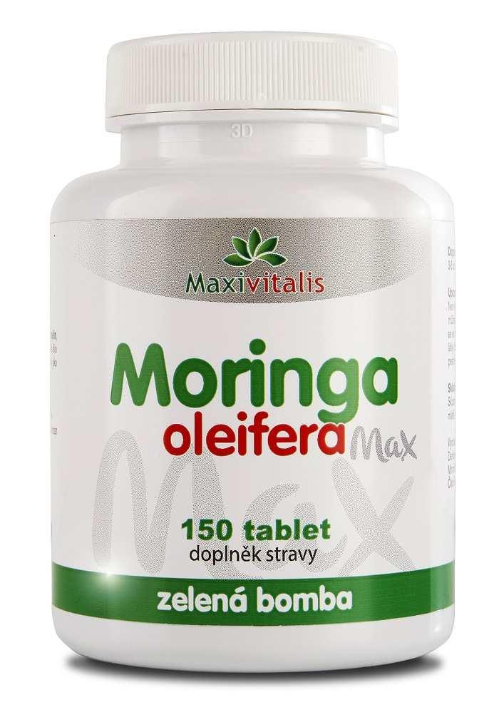 Maxivitalis Moringa oleifera Max 500mg 150 tbl.