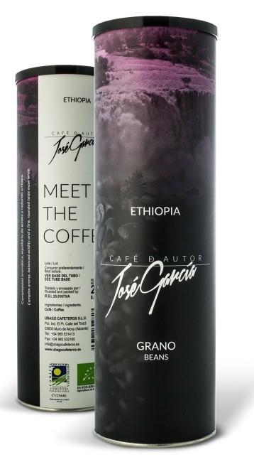 Jose Garcia BIO Káva Ethiopia 250 g