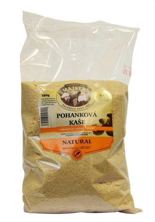 Šmajstrla Pohanková kaše Natural 250 g
