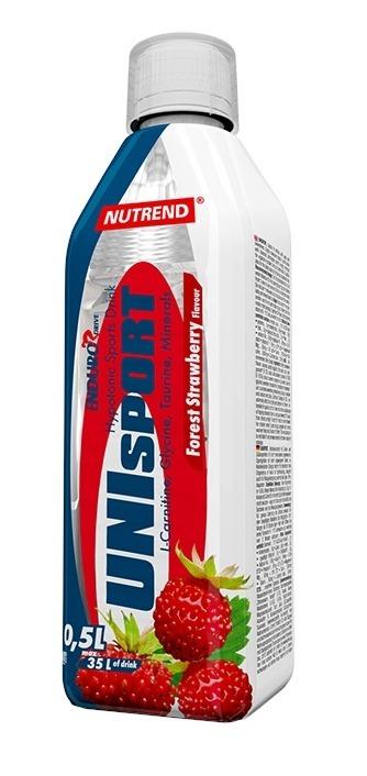 Nutrend Unisport lesní jahoda 1000 ml