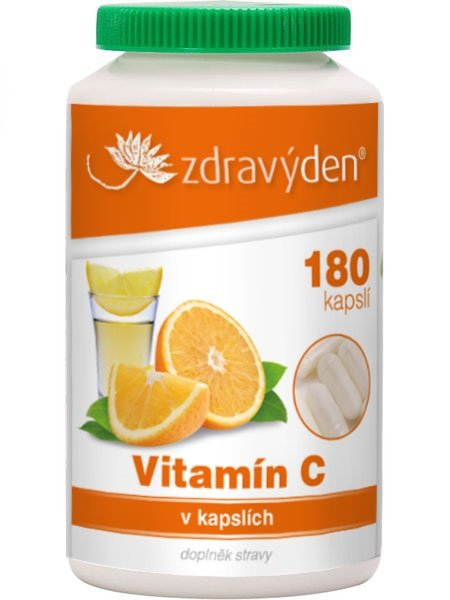 ZdravýDen® Vitamín C 180 kapslí