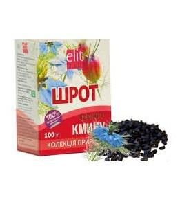 Ričoil, SP, Ukrajina 100% Drť ze semínek černého kmínu 100 g