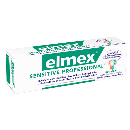 Elmex Zubní pasta Sensitive Professional 75 ml