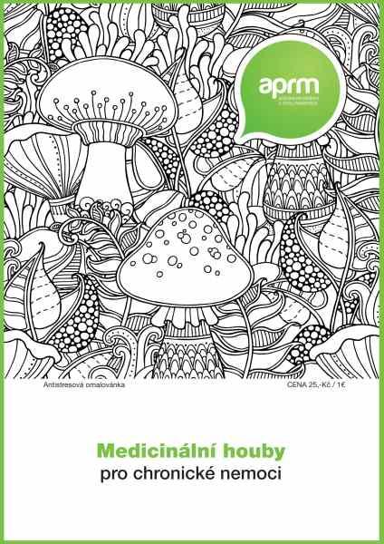 MycoMedica Medicinální houby pro chronické nemoci