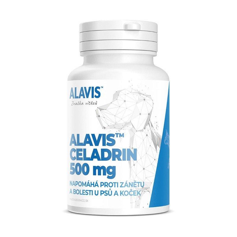 ALAVIS™ Celadrin 500 mg 60 kapslí