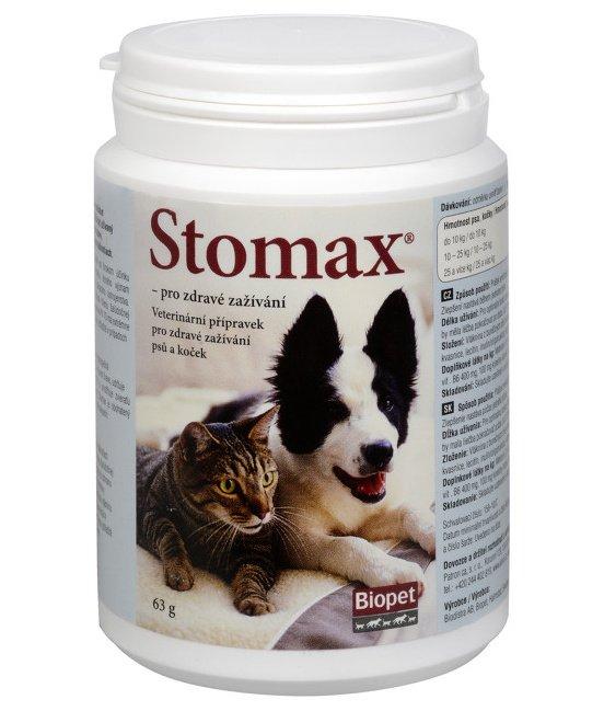Alavis Stomax™ pro psy a kočky 63 g