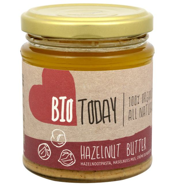 Bio Today BIO Lískooříškové máslo 170 g