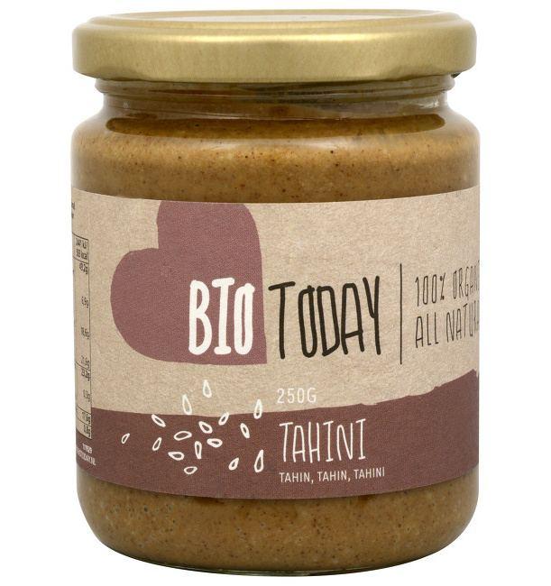 Bio Today BIO Tahini (sezamová pasta) original 250 g