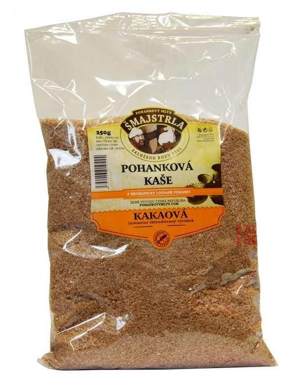 Šmajstrla Pohanková kaše Kakaová 250 g
