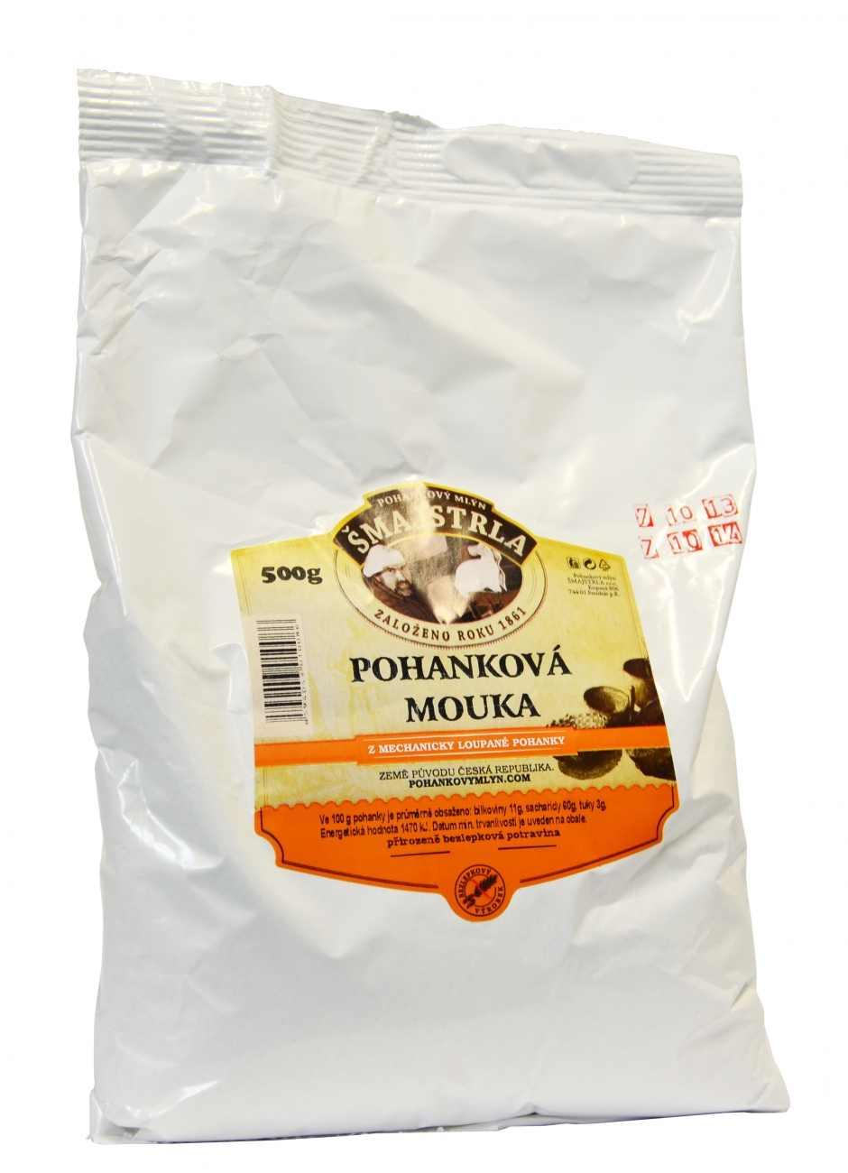 Šmajstrla Pohanková mouka 500 g