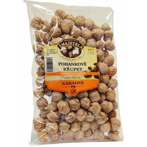Šmajstrla Pohankové křupky Kakaové 50 g