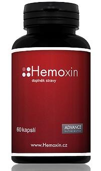 Advance Hemoxin - žíly a cévy 60 kapslí