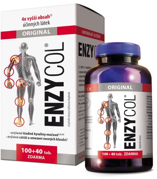 Simply You Enzycol DNA 100 tob. + 40 tob. ZDARMA