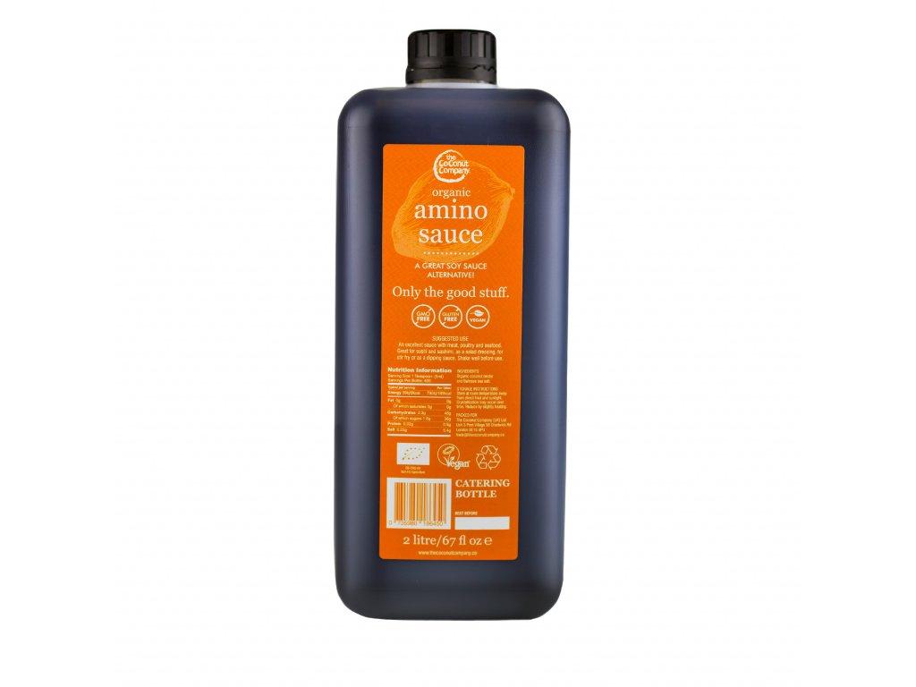 The Coconut Company BIO amino omáčka 150 ml