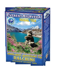Everest Ayurveda DALCHINI - čaj pro horní cesty dýchací 100 g