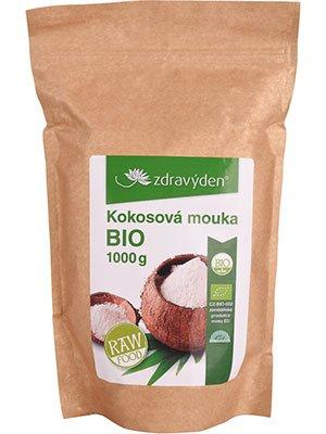 ZdravýDen® BIO Kokosová mouka RAW 1000 g