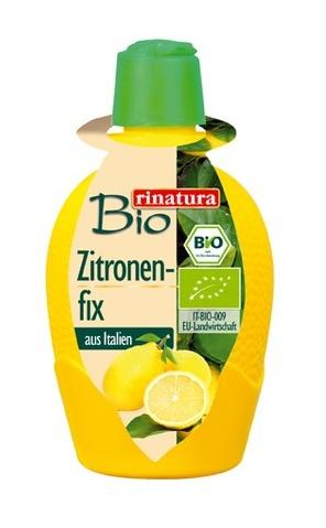 Rinatura BIO Citronová šťáva 100 ml