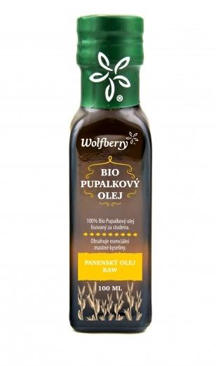 Wolfberry BIO Pupalkový olej 100 ml