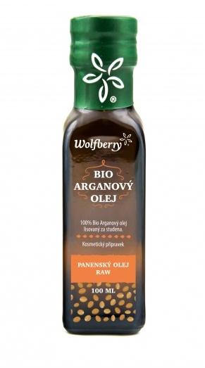 Wolfberry BIO Arganový pleťový olej 100 ml