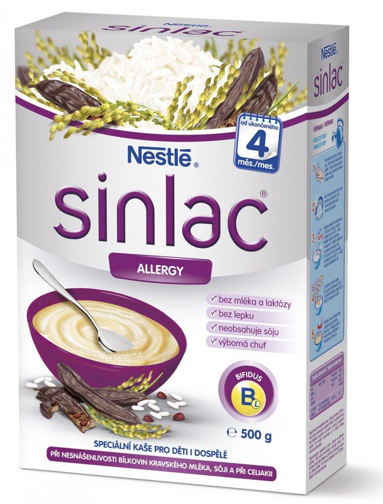 Nestle Nestlé Sinlac 500 g