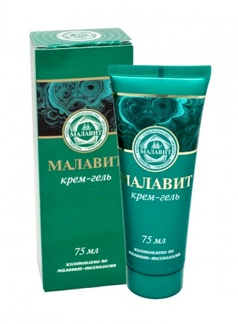 SIA Dunte-1 Malavit krém gel 75 ml