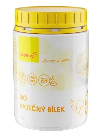 Wolfberry BIO Vaječný bílek sušený 250 g