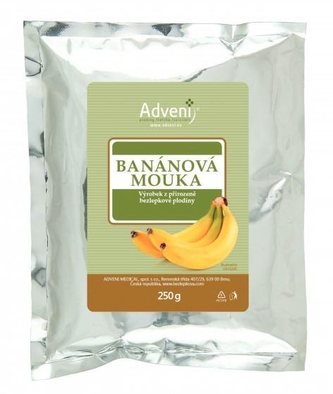 Adveni Banánová mouka 250 g
