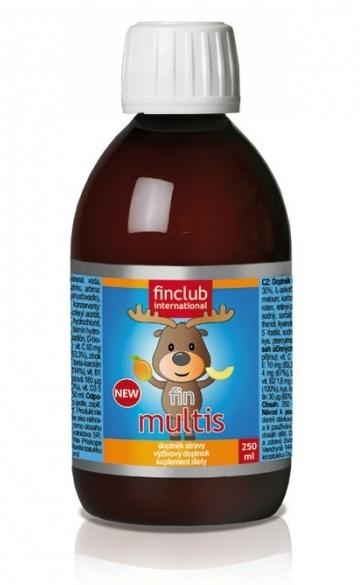 Finclub Fin Multis 250 ml