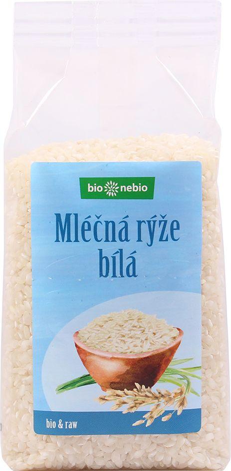 Bionebio BIO Rýže mléčná 500 g